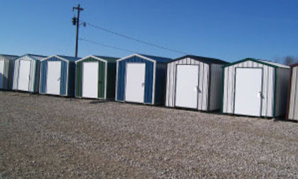 Portable Buildings Daviess County Metal Sales Cannelburg