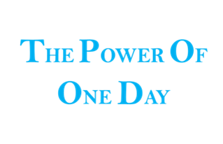 The Power Of One Day