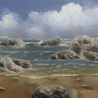 Oregon Sea (Sold)