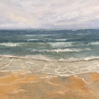 Walk on the Beach...Sold