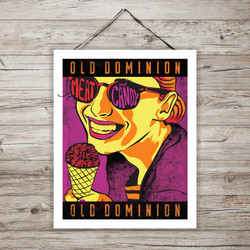 Old Dominion Summer Tour Poster