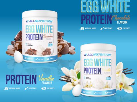 EGG WHITE proteins