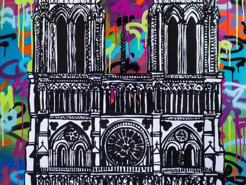 Impression about Notre-Dame