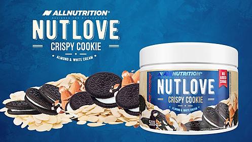 NUTLOVE cream design