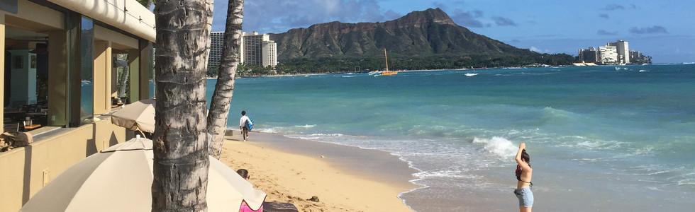OAHU, HAWAII  |  KALAKAUA AVE