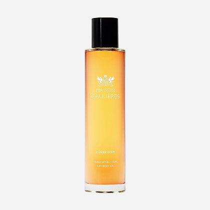 Cuvée ďor - Dry body oil 1