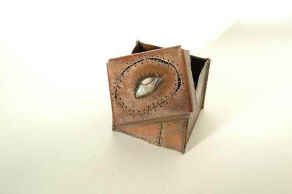 見張っている箱 A Box Spying