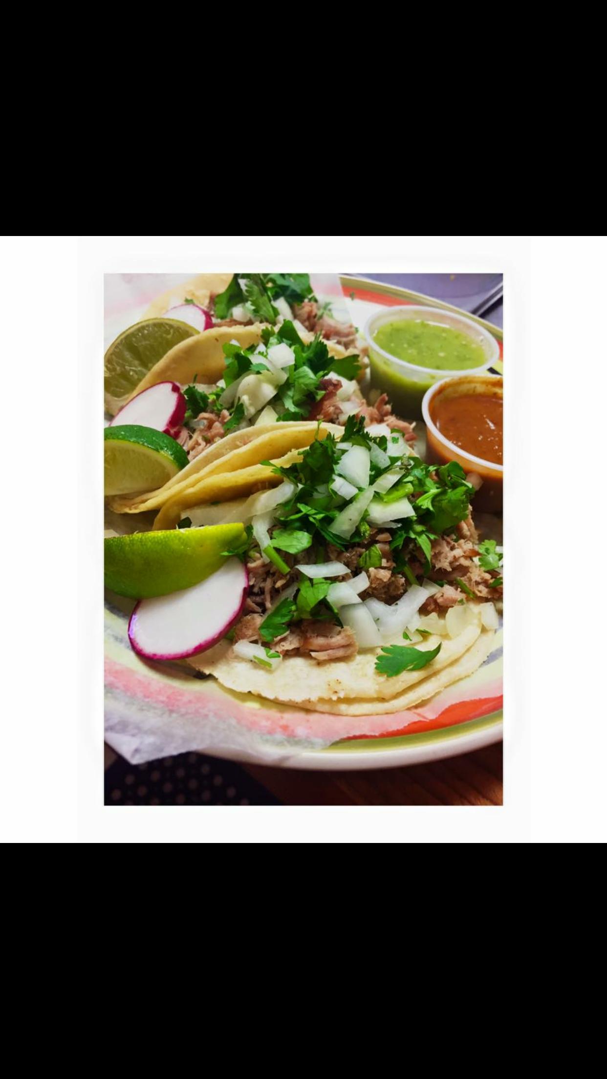 Saturday Taco Special!