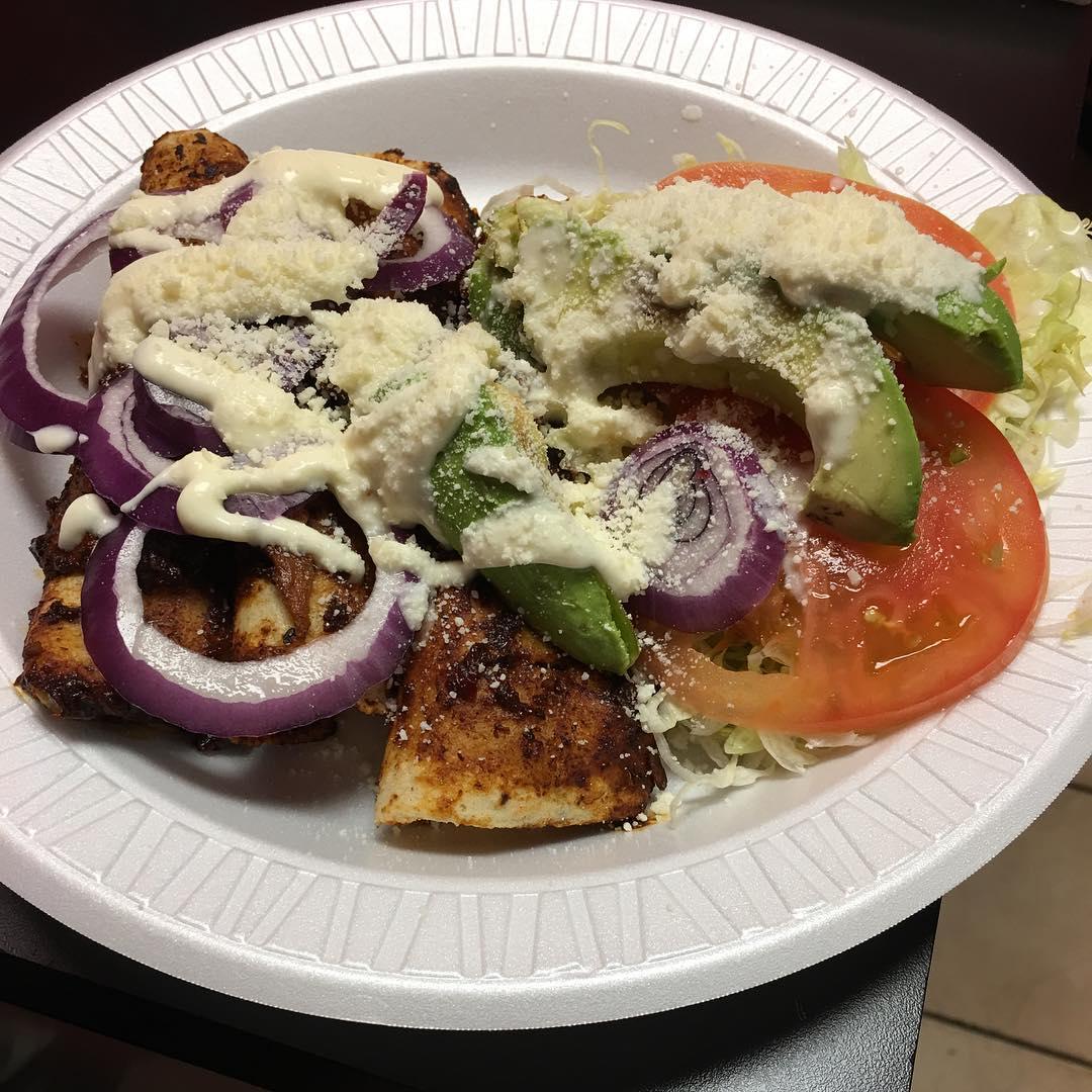 Enchiladas de Mole!