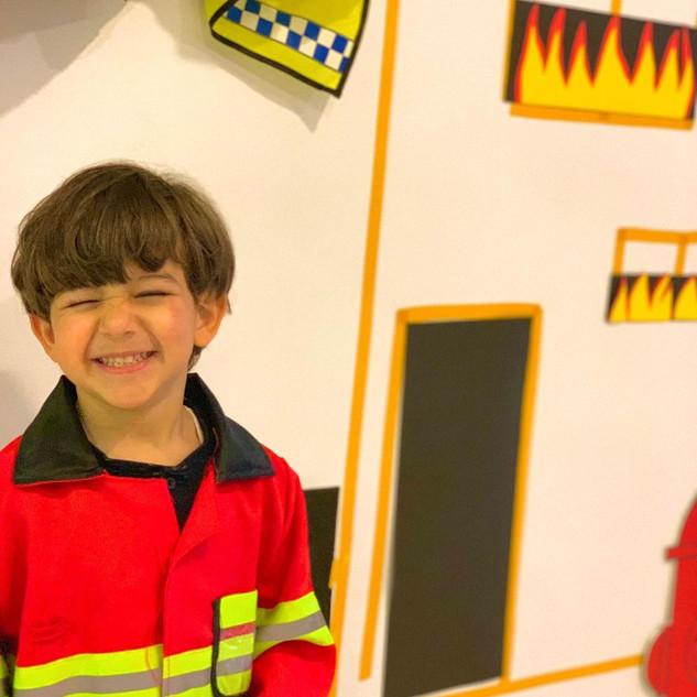 Fire Fighter Week