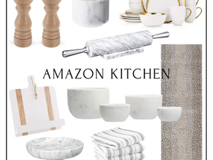 Creating a Luxury Home with Affordable Finds