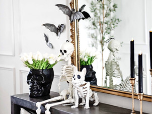 Shop My Affordable Halloween Entry Decor!