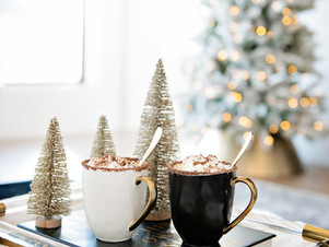 Holiday Drink Recipe (for adults & kids!)