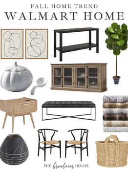 Fall Favorites with Walmart Home