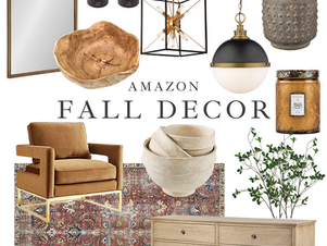 Fall Home Decor & Furniture