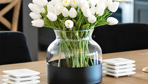 DIY Dipped Vase Tutorial