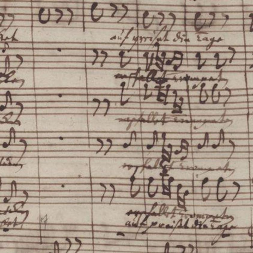 Bach Society: Christmas Oratorio