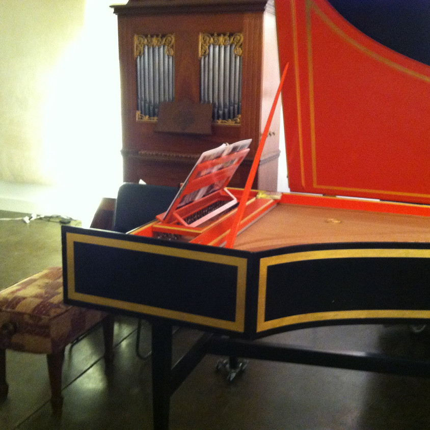 Harpsichord Recital: The Dutch Influence with Faythe Vollrath