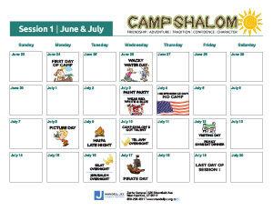 camp shalom session 1 cal 2019.jpg