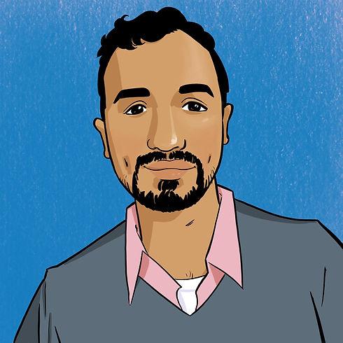 Portrait by Sina Grace