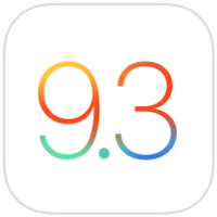 iOS-9.3-logo