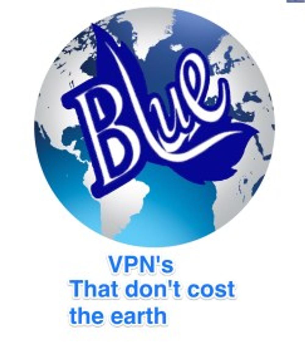 Blue Leaf Hosting VPN