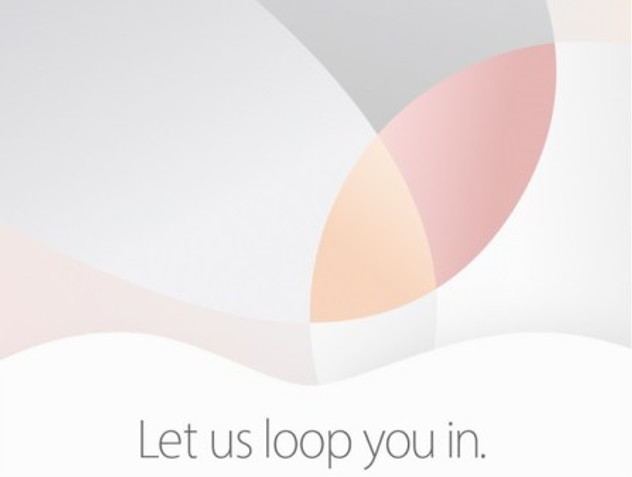 Apple 2016 event 1