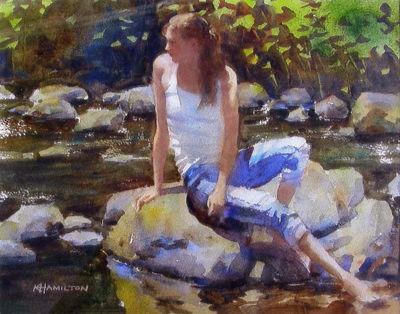 Ken C. Hamilton | Fine Art