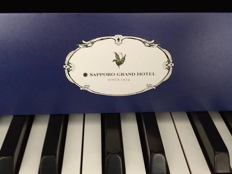 ピアノ教室の香り