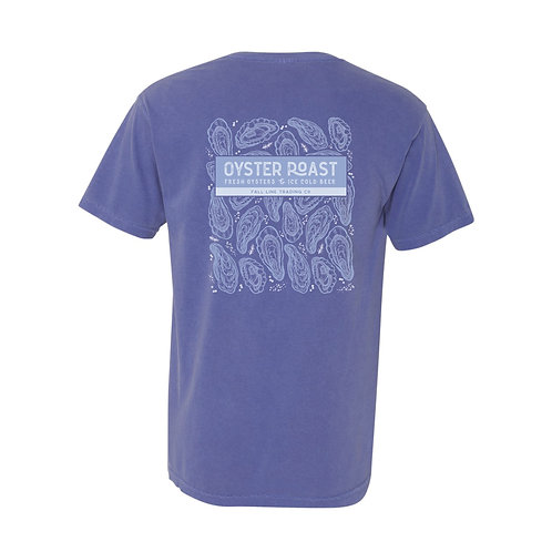 Oyster Roast Pocket Tee