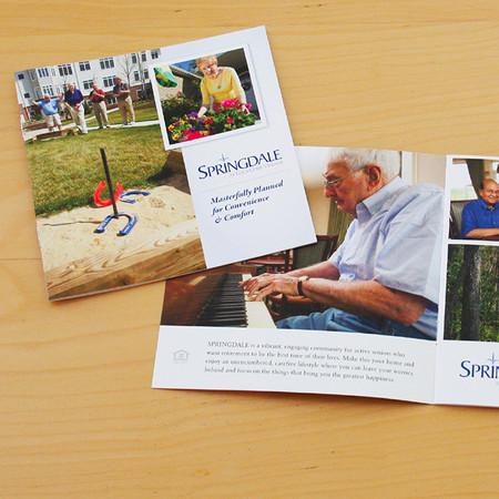 Springdale Brand Brochure