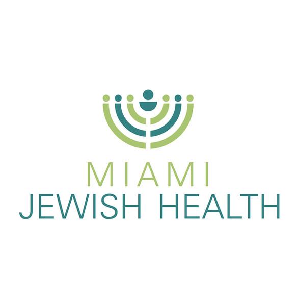 Miami Jewish Health Systems Logo Design