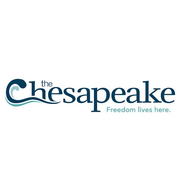The Chesapeake Logo Design
