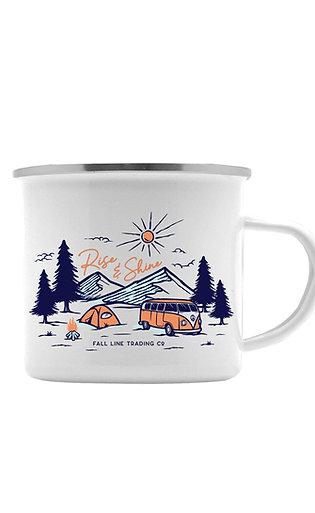 Rise & Shine Campfire Mug (10 oz.)