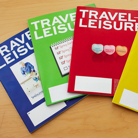 Springdale Travel+Leisure Covers