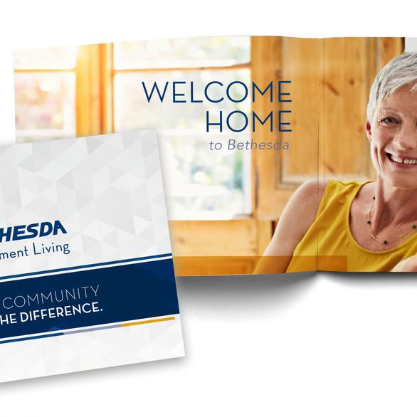 Bethesda Retirement Living Brand Brochure
