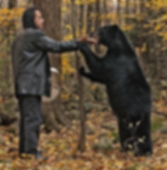 Nanushka Photography, wildlife, Native American, Black Bear