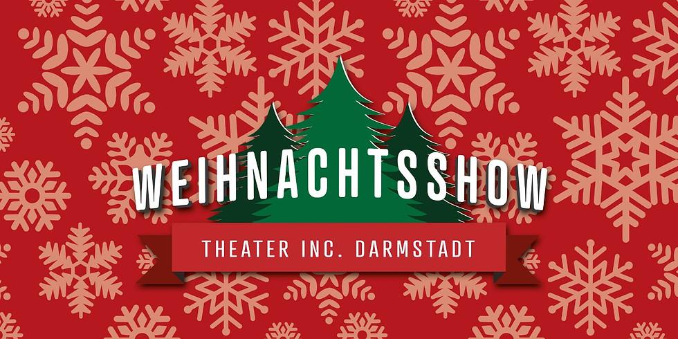 Die theater INC. Weihnachtsshow