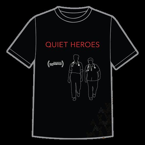 Quiet Heroes T-shirt