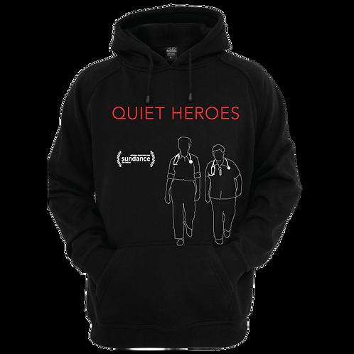 Quiet Heroes Hoodie