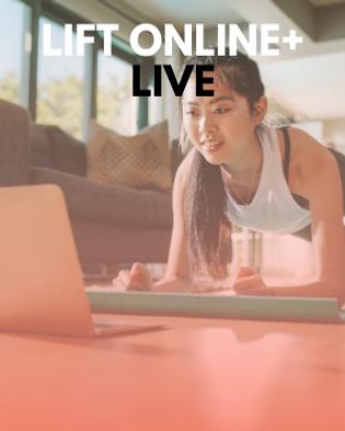 LIFT Online LIVE