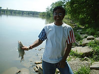 Anirban Das, White Bass Fishing, Maumee