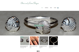Handcrafted Jewelry Website
