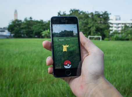 A love letter from augmented reality to Pokémon Go