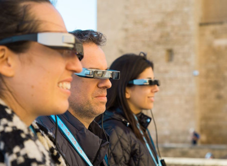 TUI tests the use of augmented reality in its activities