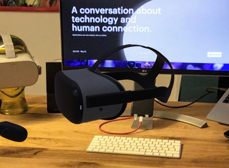 Get your hands on the Oculus Quest right here, right now in your browser!