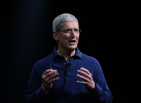 Tim Cook on the Digital You