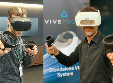 2019: here is why the enterprise needs to get ready for standalone VR now.