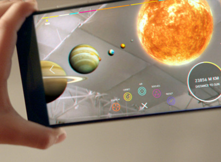 Reminder: you can do (almost) everything Google Tango can do, on any smartphone, now