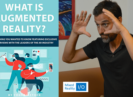 Where will Augmented Reality take us? An interview with Andy Gstoll